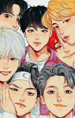 [Fanfic] BTS And You (18+)