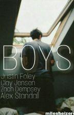 Boys (13RW) by milesheizerd