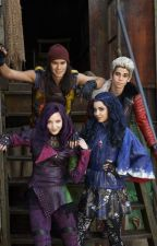 Descendants (Carlos love story) by pink_girl07