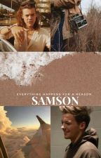SAMSON [hes + lwt/ short-fic]. by sleepingatslash