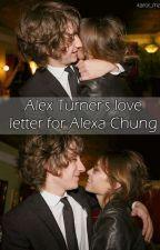 Alex Turner's love letter for Alexa Chung by Karol_martins04
