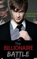 The Billionaire Battle by bookworm3650