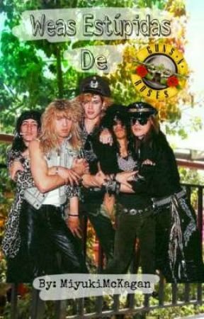 Weas Estúpidas de Guns N  Roses - El sombrero De Slash - Wattpad c0a74c20b7f
