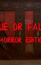 Decide yourself | short horror stories  by Minoorri