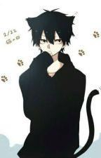 Neko! Boy x Dominant! Female Reader by Etsu_Loves_Mochi