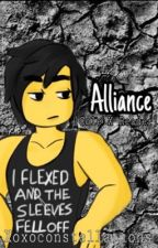 Alliance: Cole X Reader by wishuponastar8