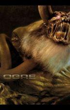 Golden Ogre (Rossweisse X Reader) by McMachBoss