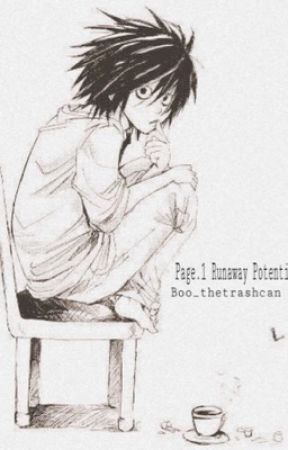 Page.1 Runaway Potential | Death Note by Boo_TheTrashCan