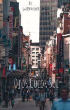 Ojos Color Sol by Garish_Flower