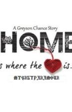 Home Is Where The Heart Is by greysonisonfire