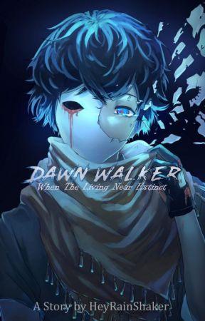 Dawn Walker by HeyRainShakers