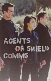 Agents Of Shield Comms by inhvmans