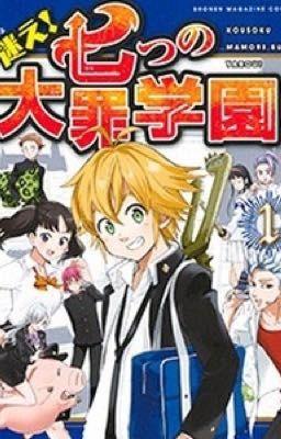 Đọc truyện Nanatsu no taizai