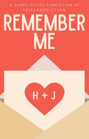 Remember Me [harry styles] by teamcurlytop