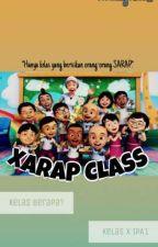 XARAP CLASS by viviangelica_