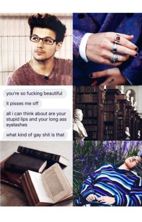 Books and painted nails ❥ lwt+hes by redmirrors
