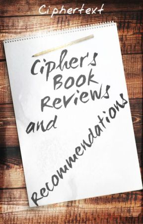 Book Reviews & Recs by Ciphertext