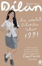Resensi Buku : Dilan, dia adalah Dilanku Tahun 1991 by 1putriseptiyani