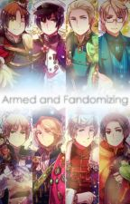 Armed and Fandomizing by Kitari_101