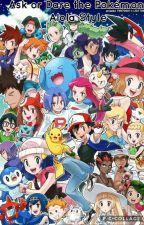 Ask or Dare the Pokémon Alola Style by WarriorCharizard