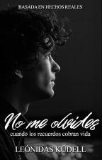No me olvides by Kudellino