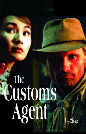 The Customs Agent by lyttlejoe