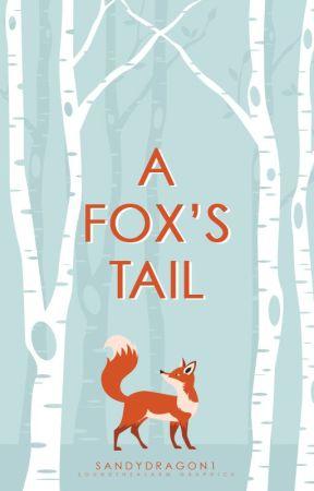 A Fox's Tail by sandydragon1