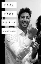 Veni Vidi Amavi - [Daniel Ricciardo] by DannyRicc17