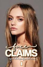 Face Claims II by goddessofwisdom-