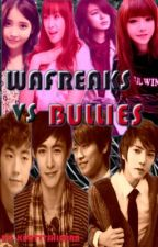 WARFREAKS VS BULLIES by Lee_Kookie