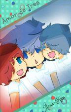 Amor De Tres by acua-kun