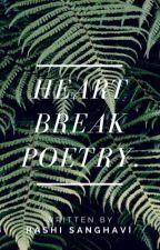 heartbreak poetry. by rashirsanghavi