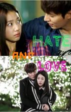 Hate and Love ?! by KyeoptaBabiie
