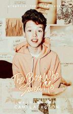 The boy who saved me || Jacob Sartorius by CamilaSasson