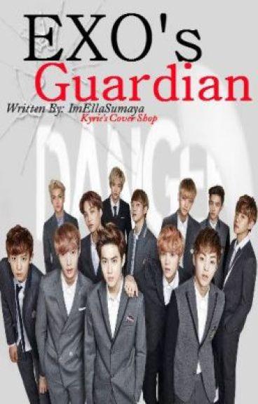 EXO's GUARDIAN ( secret agent) fanfic only