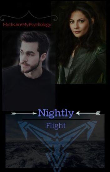 Nightly Flight  -Fem Percy-