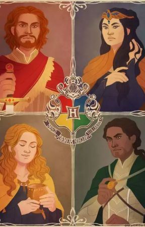 Harry Potter and the Founders Heirs (Harry Potter Fanfiction