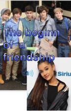 The beginn of a friendship. One Direction ff by lexi_1d43