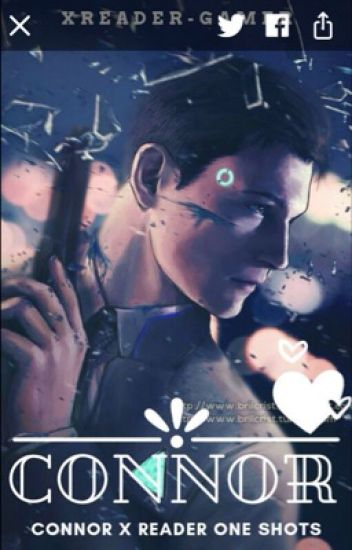 Connor X Reader Oneshots (Detroit-Become human)