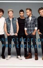 One Direction Preferences by Chlostyles99