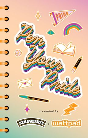 Pen Your Pride with #WattPride by lgbtq