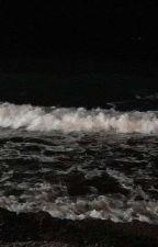 as ondas do mar me lembram você. by weburn_