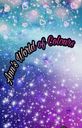 World of Colours by AnnThomas142