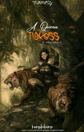 A Queen Tigress by kemsbebemo