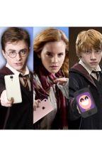 Harry Potter Instagram by grace-lily-potter