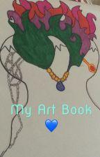 My Art Book by Sh4tteredAngel