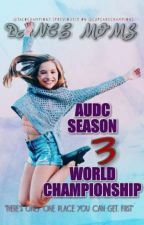 {OPEN} Roleplay: AUDC Season 3: WORLD CHAMPIONSHIPS by TacoChampion7
