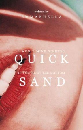 Quicksand   ✓ by igiveacrap