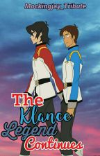 The Klance Legend Continues  (Klance Stuff #2) by Mockingjay_Tribute