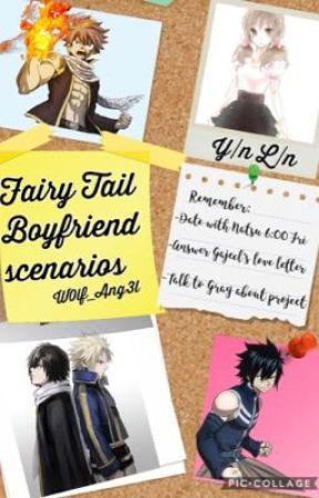 Fairy Tail Boyfriend Scenarios - •You being injured• - Wattpad
